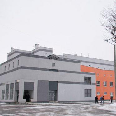 Радиологический корпус областной онкологической больницы