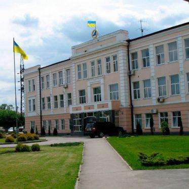 Цех Научно-производственного объединения Павлоградский химический завод